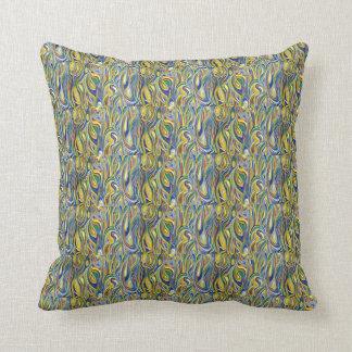 Arte moderno almohadas