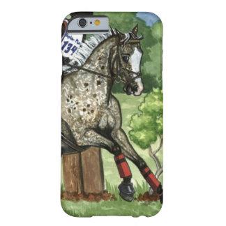 Arte original Cas del caballo de Eventer del Funda Barely There iPhone 6