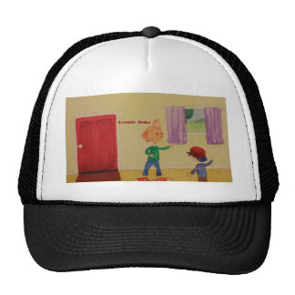 Arte original de Tommy Jinks Gorras