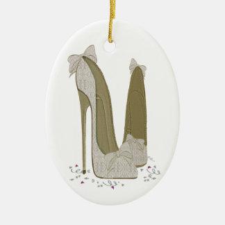 Arte personalizado del zapato del estilete del ornamentos para reyes magos