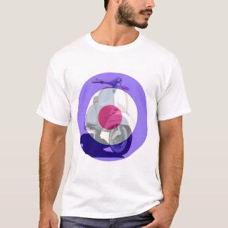 arte pop camiseta