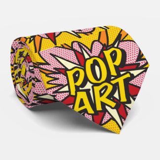 ARTE POP del cómic Corbatas