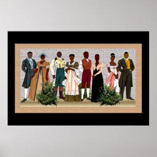 Arte popular afroamericano, anillos de la libertad