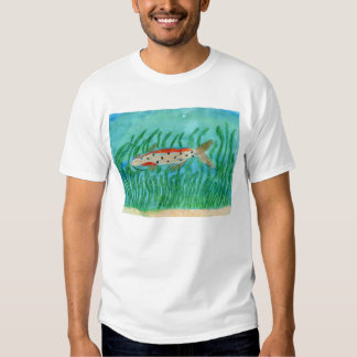 Arte que gana de M. Shaffer Grade 5 Camiseta