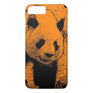 arte raro - naranja de la panda (c) funda iPhone 7 plus