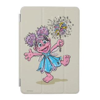 Arte retro de Abby Cadabby Cubierta De iPad Mini