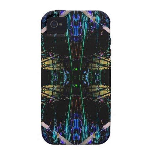 Arte y diseño - diseños NYC de CricketDiane del ex Vibe iPhone 4 Funda