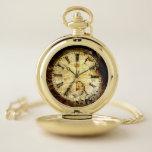 Artefacto del tiempo - diseño del reloj de
