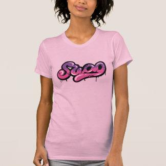 Artes de la pared del Swag Camisetas