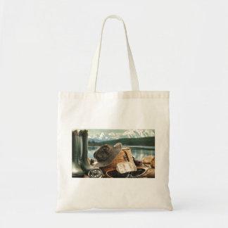 Artes de pesca bolsa tela barata