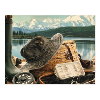 Artes de pesca postal