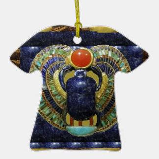 Artes del templo del VINTAGE de las PIRÁMIDES de E Adornos