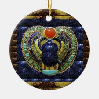Artes del templo del VINTAGE de las PIRÁMIDES de E Ornamentos Para Reyes Magos