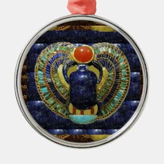 Artes del templo del VINTAGE de las PIRÁMIDES de E Ornamentos De Reyes