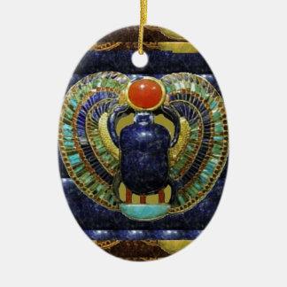 Artes del templo del VINTAGE de las PIRÁMIDES de E Ornaments Para Arbol De Navidad