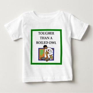 artes marciales camiseta de bebé