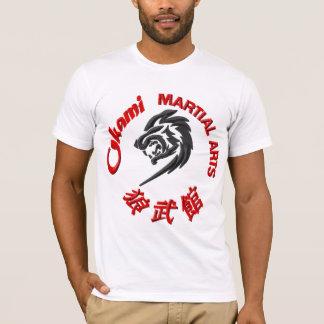Artes marciales de Okami Camiseta