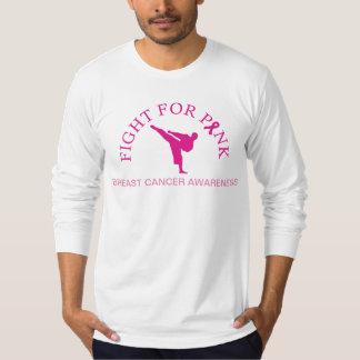 Artes marciales para la camisa de la conciencia