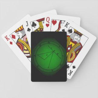 Artes oscuros baraja de cartas
