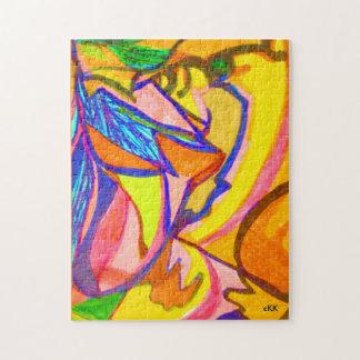 Artes visuales 790 puzzle