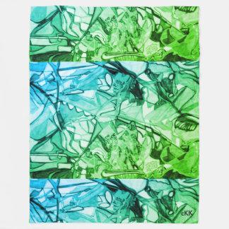 Artes visuales 821 manta polar
