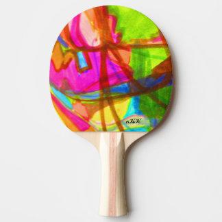 Artes visuales 845 pala de ping pong