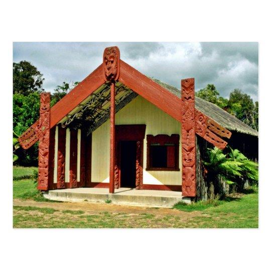 Artes y artes maoríes instituto, Rotorua Postal