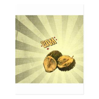 Artículo del BAM del Durian Postal