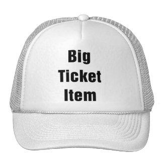 Artículo del lujo gorras de camionero