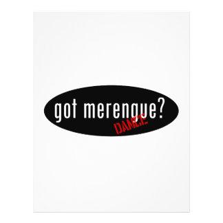 Artículos de Merengue - merengue conseguido Folleto 21,6 X 28 Cm