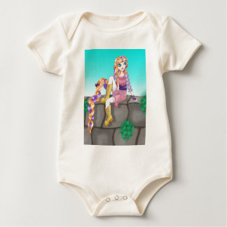 Artículos de Rapunzel Body Para Bebé