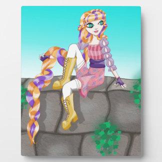 Artículos de Rapunzel Placas Con Fotos