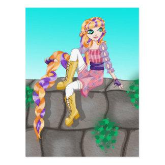 Artículos de Rapunzel Postal