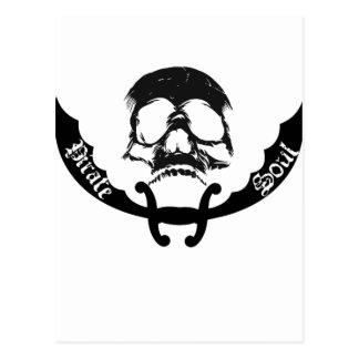 Artículos del alma del pirata postal