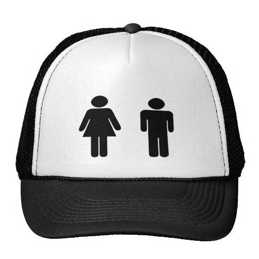 Artículos del hombre y de la mujer gorras