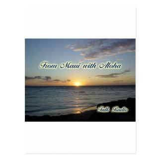 Artículos diversos - de Maui con hawaiana Tarjeta Postal