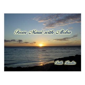 Artículos diversos - de Maui con hawaiana Postal