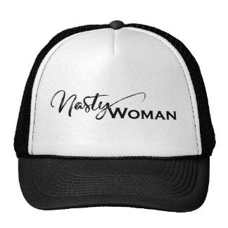 Artículos elegantes de las mujeres desagradables gorras