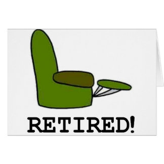Artículos jubilados felicitaciones
