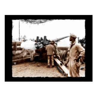 Artilleros afroamericanos WWII Postal