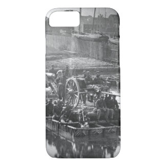 Artilleros e imagen de veinte Infantry_War Funda iPhone 7