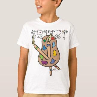 Artista Camiseta