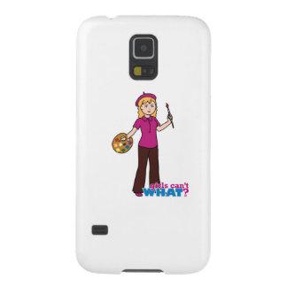 Artista-Chica 1 Carcasa Galaxy S5