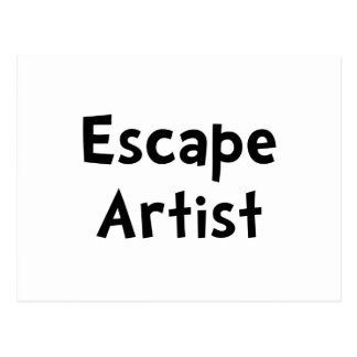 Artista de escape postal