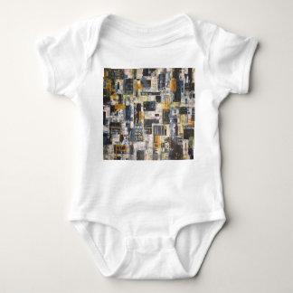 Arty y ayudas para ocultar las manchas - puente body para bebé