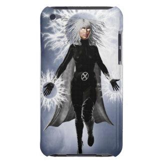Asalte hecho mi caso de la GEN 4 de IPod de la man iPod Touch Case-Mate Cárcasas