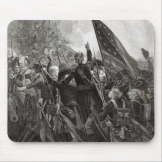 Asalto del punto pedregoso, julio de 1779 alfombrilla de ratón