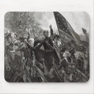 Asalto del punto pedregoso, julio de 1779 alfombrillas de raton