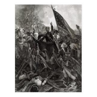 Asalto del punto pedregoso, julio de 1779 postal