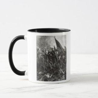 Asalto del punto pedregoso, julio de 1779 taza